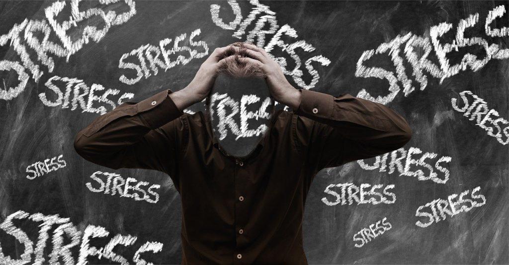 ストレスのイメージ